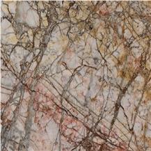 Autumn Leaves Marble