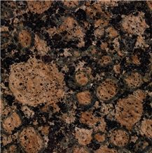 Baltic Brown ED Granite