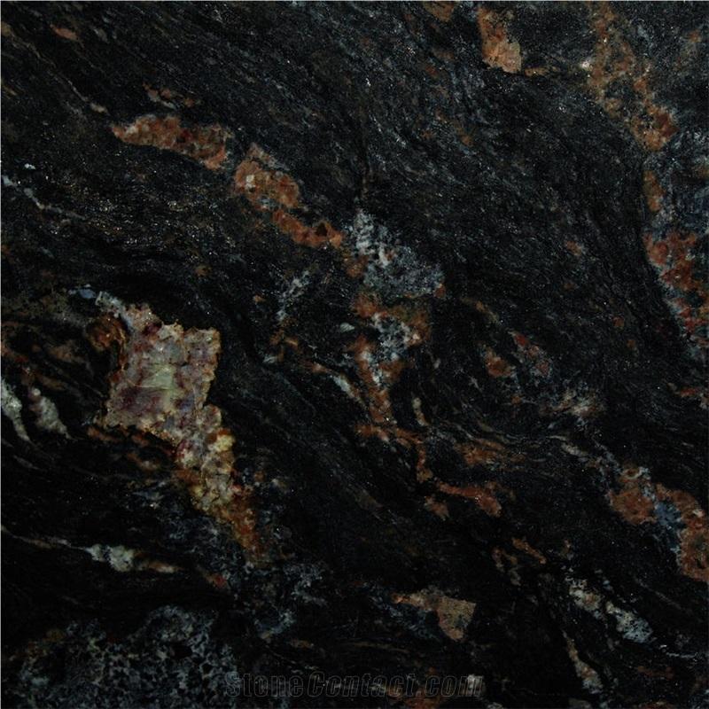 Black Thunder Granite