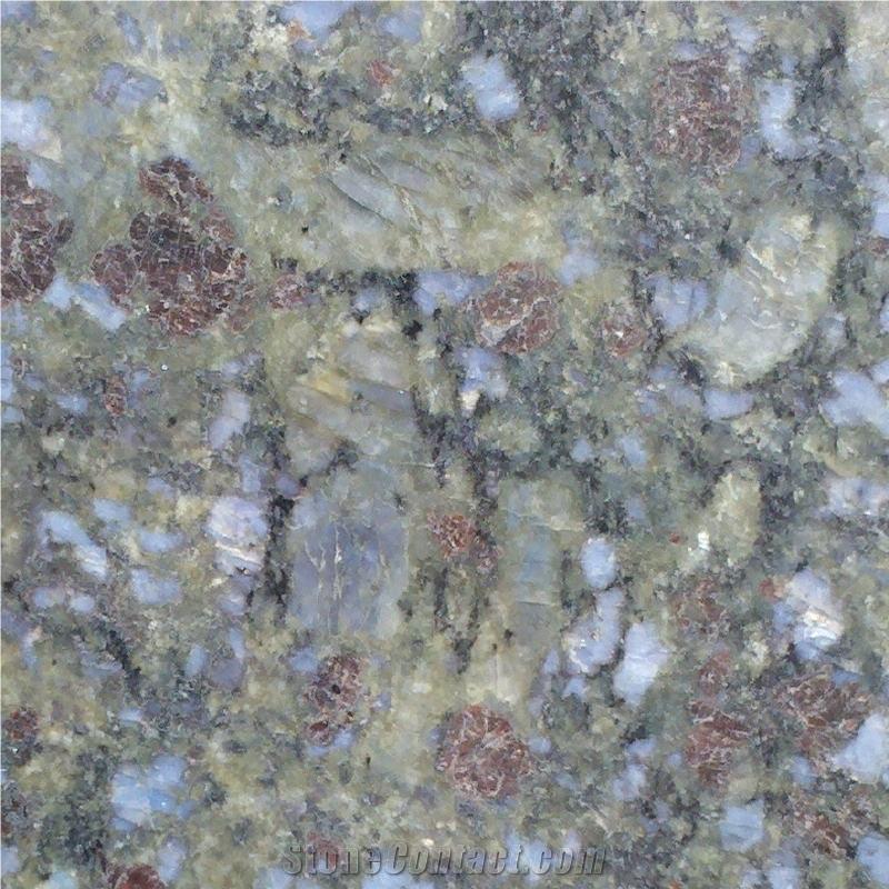 Blue Hawaii Granite - Blue Granite - StoneContact com