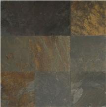 Brazilian Rust Slate Multicolor Slate Stonecontact Com