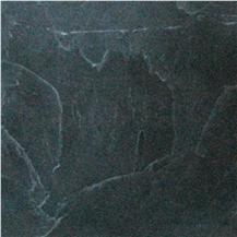 Charcoal Blue Slate