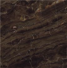Coffee Brown Marble