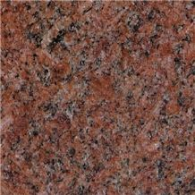 Colorado Rose Red Granite