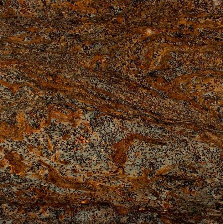 Copper Brown Granite Brown Granite Stonecontact Com