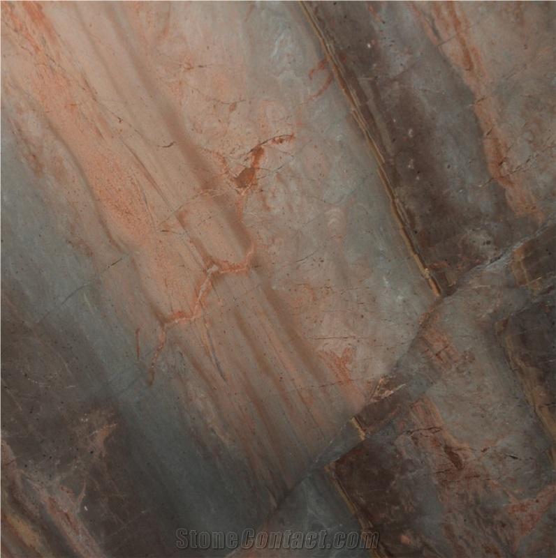 Copper Dune Quartzite Brown Quartzite Stonecontact Com