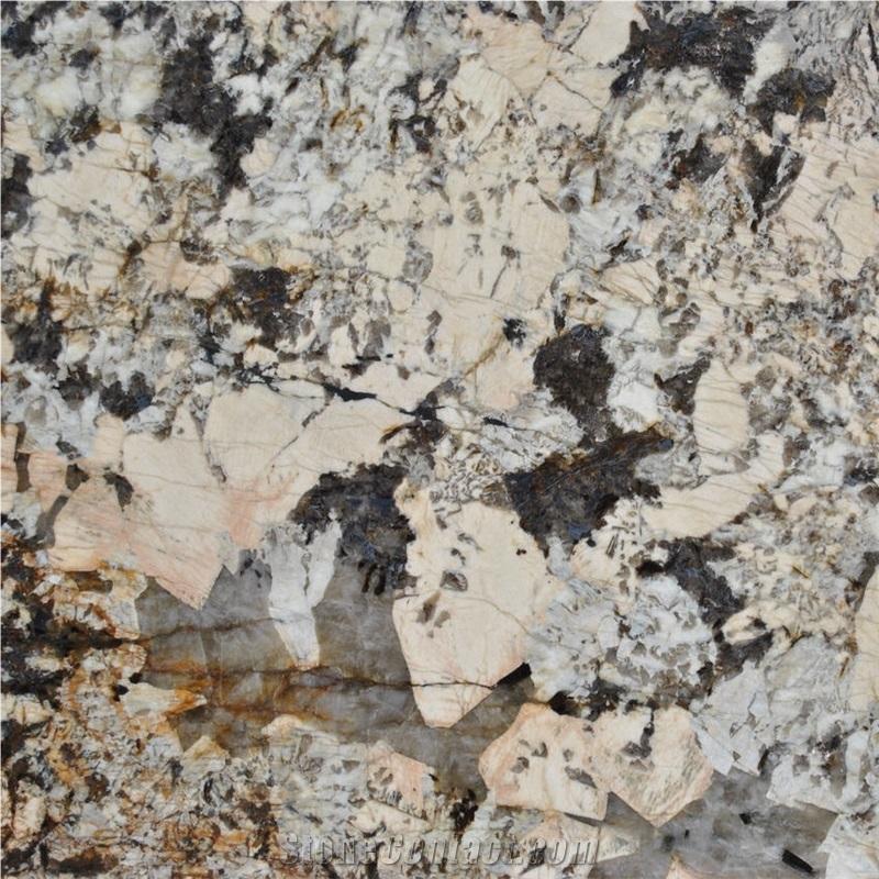 Crazy Horse Granite - Beige Granite - StoneContact com