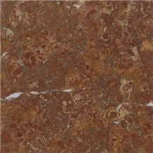 Domokos Red Brown Marble
