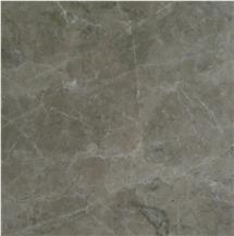 Elegant Grey Marble