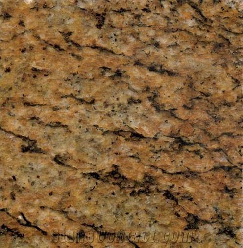 Elegant Golden Dream Granite