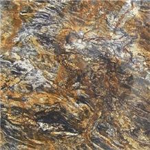 Golden Thunder Granite
