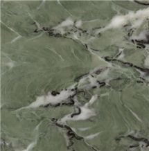 Green Wave Marble