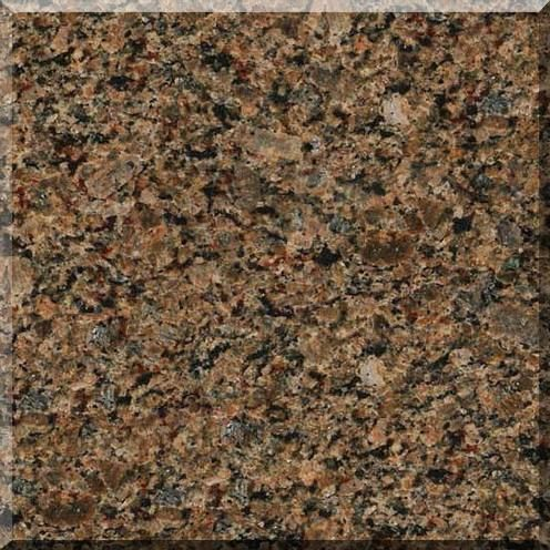 India Copper Brown Granite