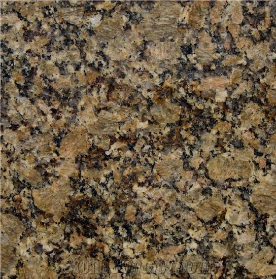 Juparana Boreal Granite Yellow