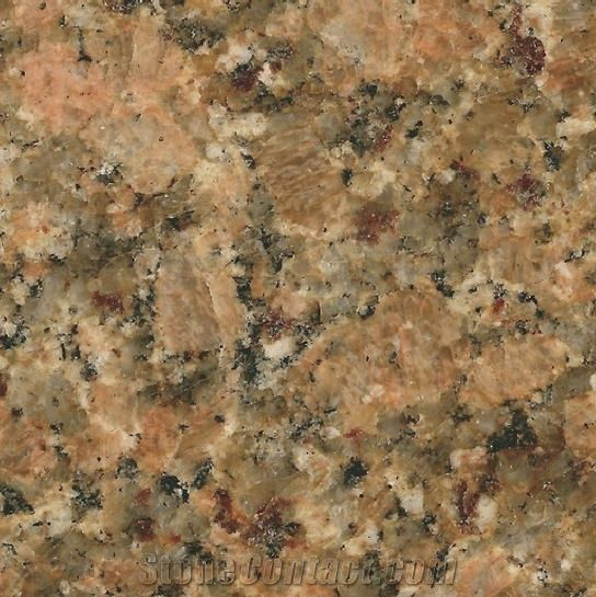 Key West Gold Granite