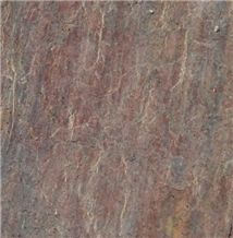 Molten Copper Quartzite