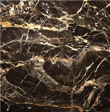 Nero Port Laurent Marble