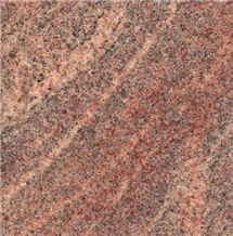 Nigeria Red Granite