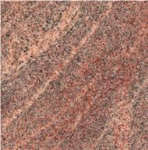 Nigeria Red Granite