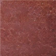 O Red Marble
