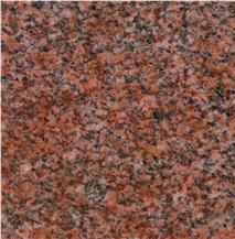 Qingshan Red Neimenggu Granite