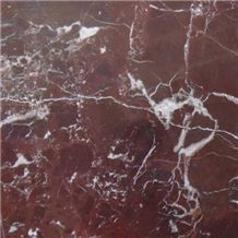Red Zebra Marble
