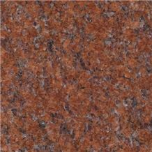 Rib Mountain Red Granite