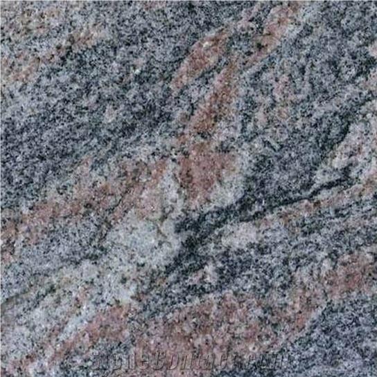 Kinawa Granite: Multicolor Granite