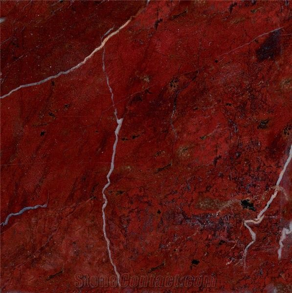 Rouge Incarnat Marble Red Marble Stonecontact Com
