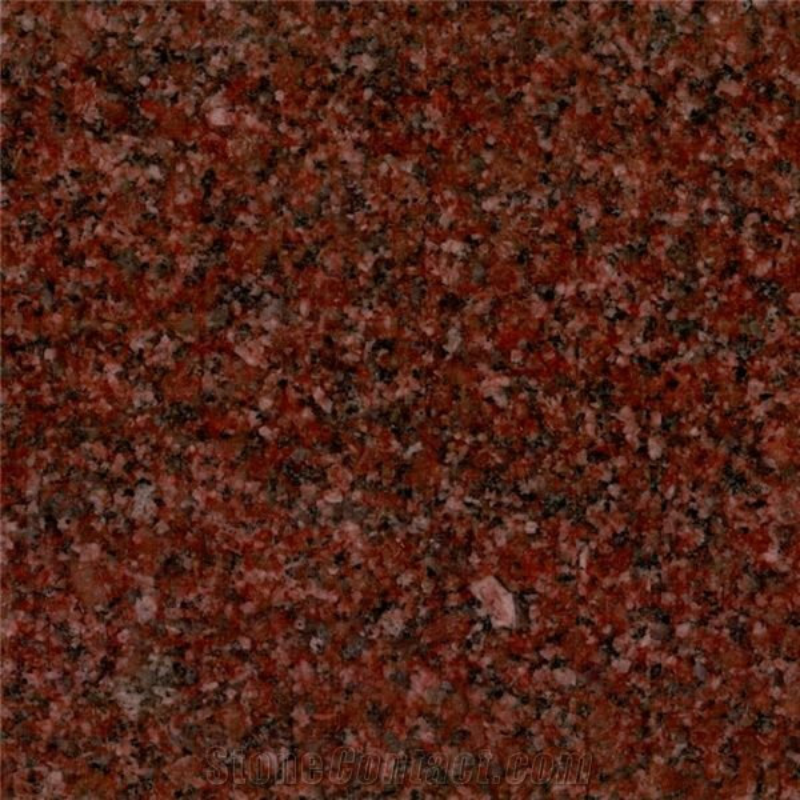 Royal Red Granite Red Granite Stonecontact Com