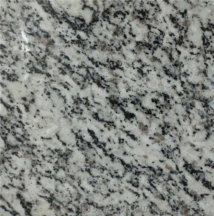 Silver Grain Granite - Grey Granite - StoneContact.com