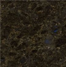 Spectrolite Brown Granite