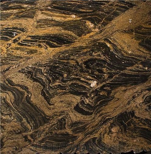 Supreme Gold Multicolor Granite Stonecontact Com