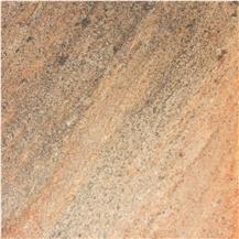 Terra di Siena Quartzite