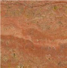 Turkey Red Travertine