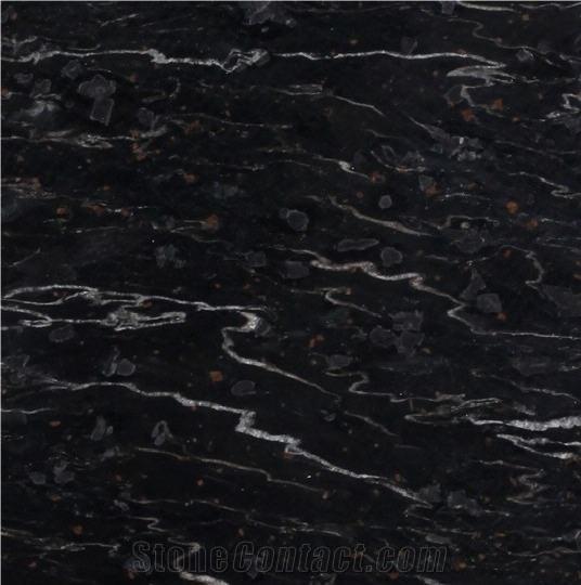 Twilight Granite Black Granite Stonecontact Com