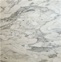 White Arabesque Marble