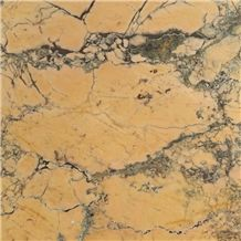 Yellow Sunset Marble