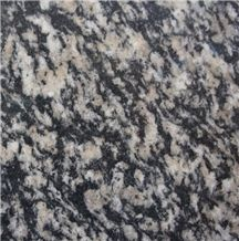 Zebra Black Granite