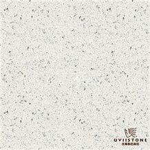White Quartz slab & tile
