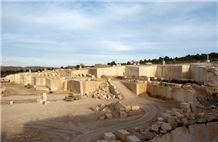 /quarries-273/amarillo-fosill-arenisca-fossil-sandstone-quarry