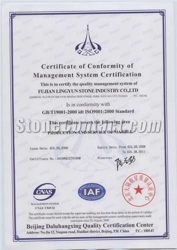 ISO9001:2000 Standard