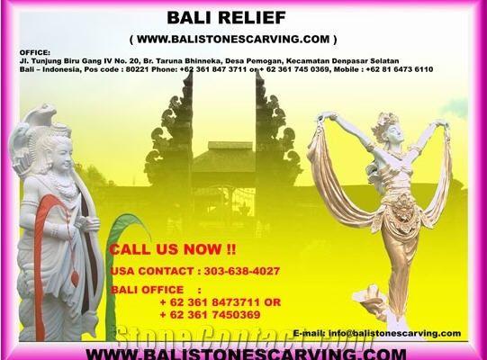 Bali Relief