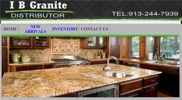 Ib Granite Distributor Inc  - Stone Supplier