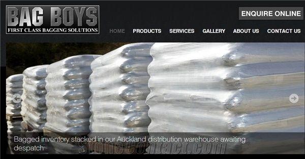 Bag Boys Ltd - Stone Supplier