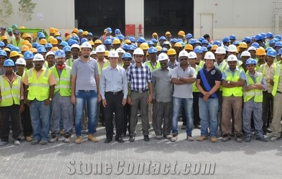 Marble Stone for Marble and Granite Trading Llc - Stone Supplier