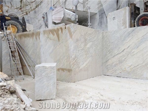 Calacatta Ocean Grey Marble And Gold Quarry Stonecontact Com