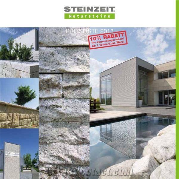Steinzeit Natursteinhandel Gmbh Stone Supplier