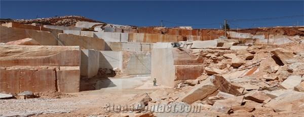 Calacata Pink Agf Marble Quarry Stonecontact Com
