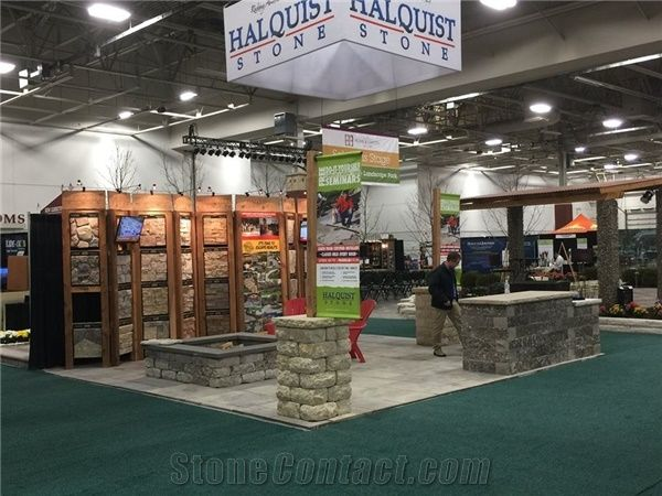 Halquist Stone Co Inc  - Stone Supplier